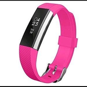 Accessories - For Fitbit Alta  Fuchsia Replacement Band,Small